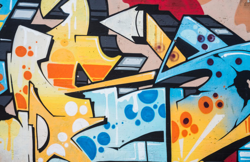 summer-graffiti-plain-wall-murals