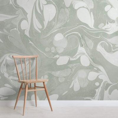 swish-sage-marbleised-wall-mural-square