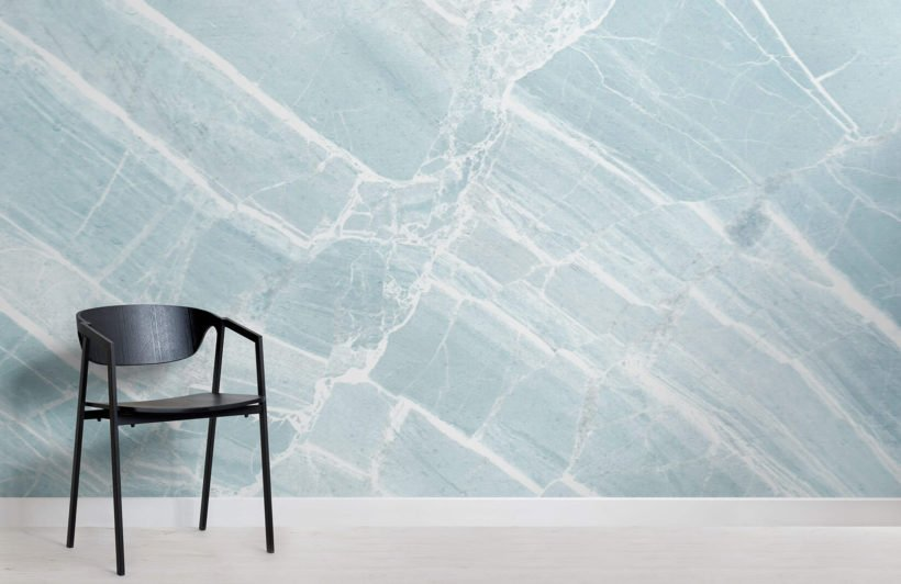 teal-scraped-marble-textures-room-wall-murals
