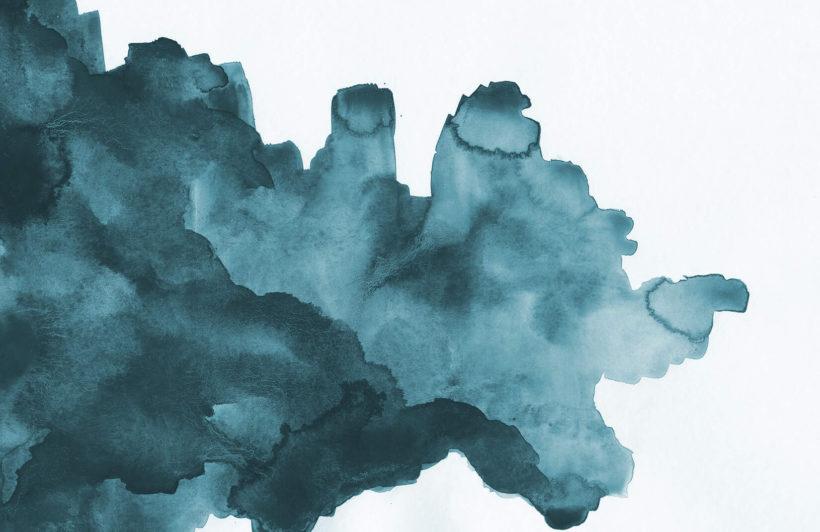 teal-watercolour-watercolour-plain-kj-wall-mural