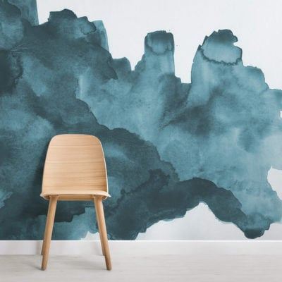 teal-watercolour-watercolour-room-kj-wall-mural