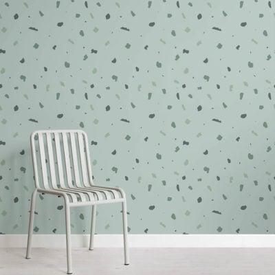 terrazzo-green-small-square-wall-mural