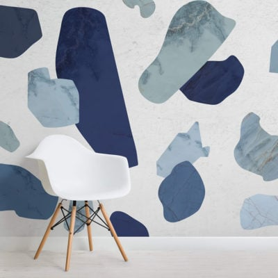 blue-marble-terrazzo-square-wall-mural