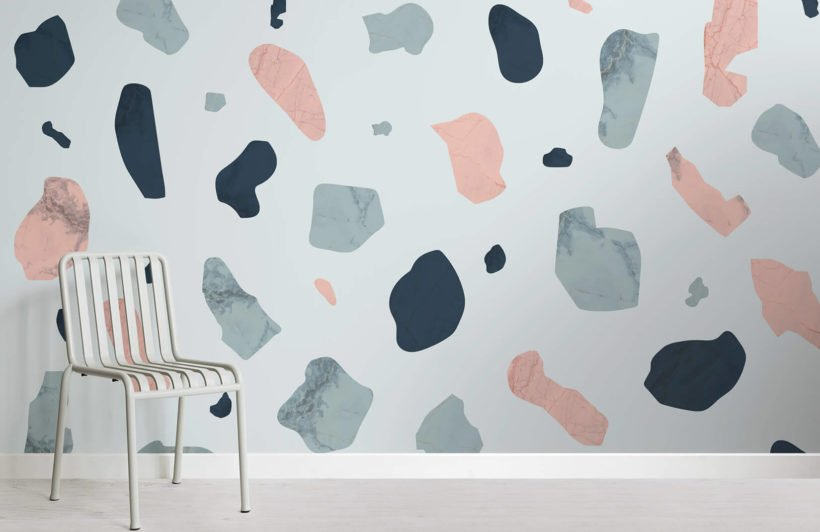 pink-and-blue-terrazzo-room-wall-mural