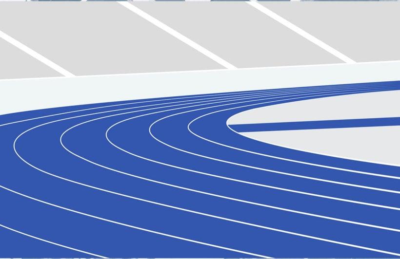 track-olympics-sport-plain-wall-murals