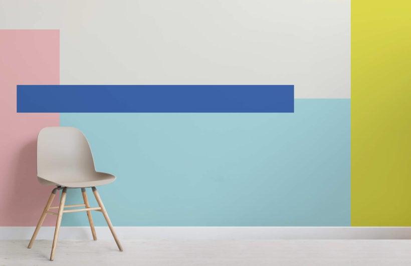 Trellick - Colour blocking - Room