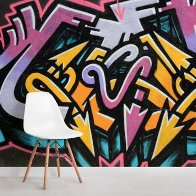 twisted-arrows-graffiti-square-wall-murals