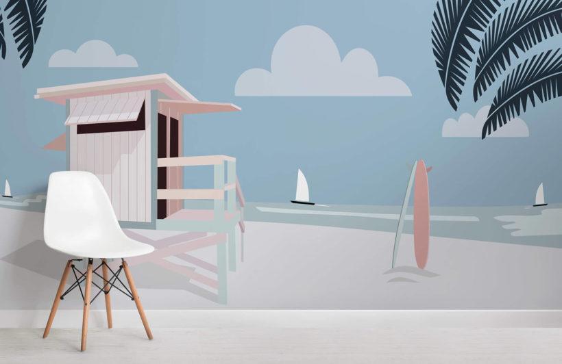 Venice Retro Beach Room