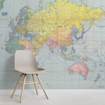 vintage-pastel-map-square-wall-murals