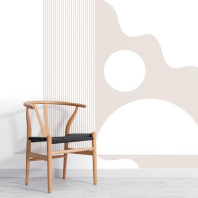 white-and-beige-abstract-geometric-wallpaper-mural