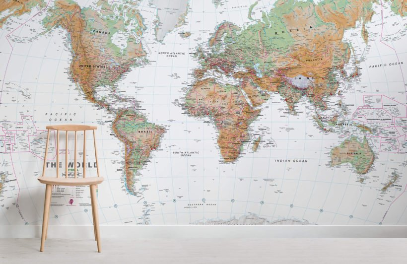 white-and-natural-colour-world-map-maps-room-wall-murals