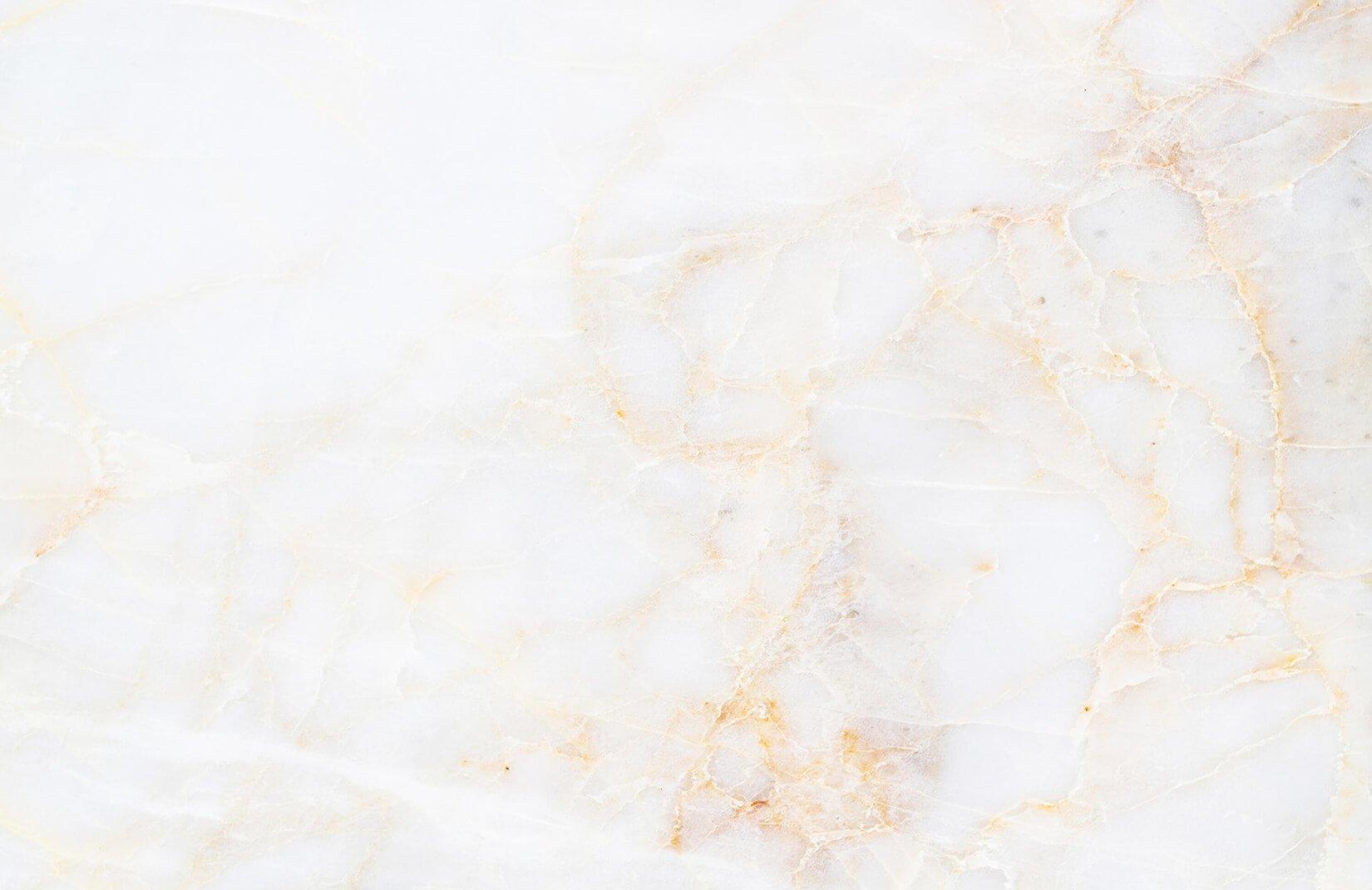 White Gold Marble Wallpaper Mural Hovia