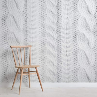 white-knit-texture-square-wall-murals