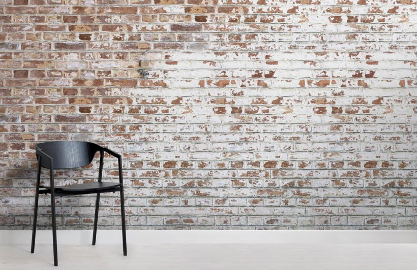 white-paint-brick-texture-room-wall-murals
