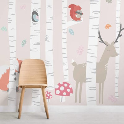 kids-woodland-scene-square-wall-mural