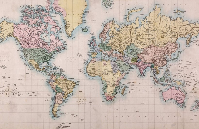 world-of-mercators-projection-maps-plain-wall-murals