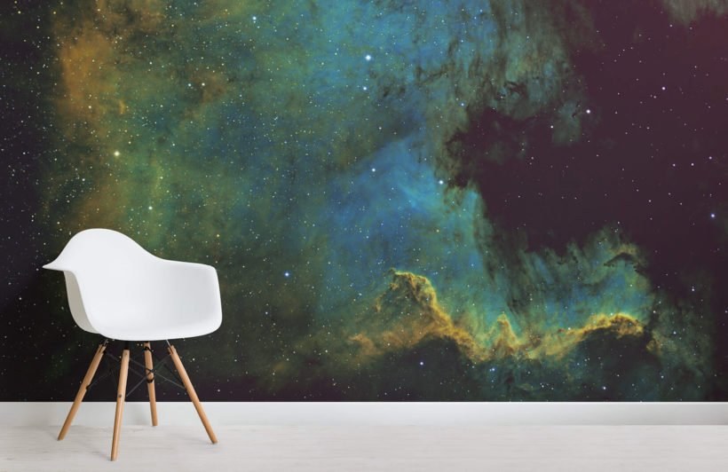 yellow-and-blue-galaxy-space-room-wall-murals