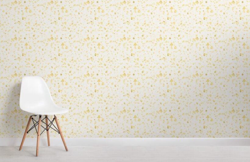 yellow-marbled-terrazzo-repeat-pattern-wallpaper