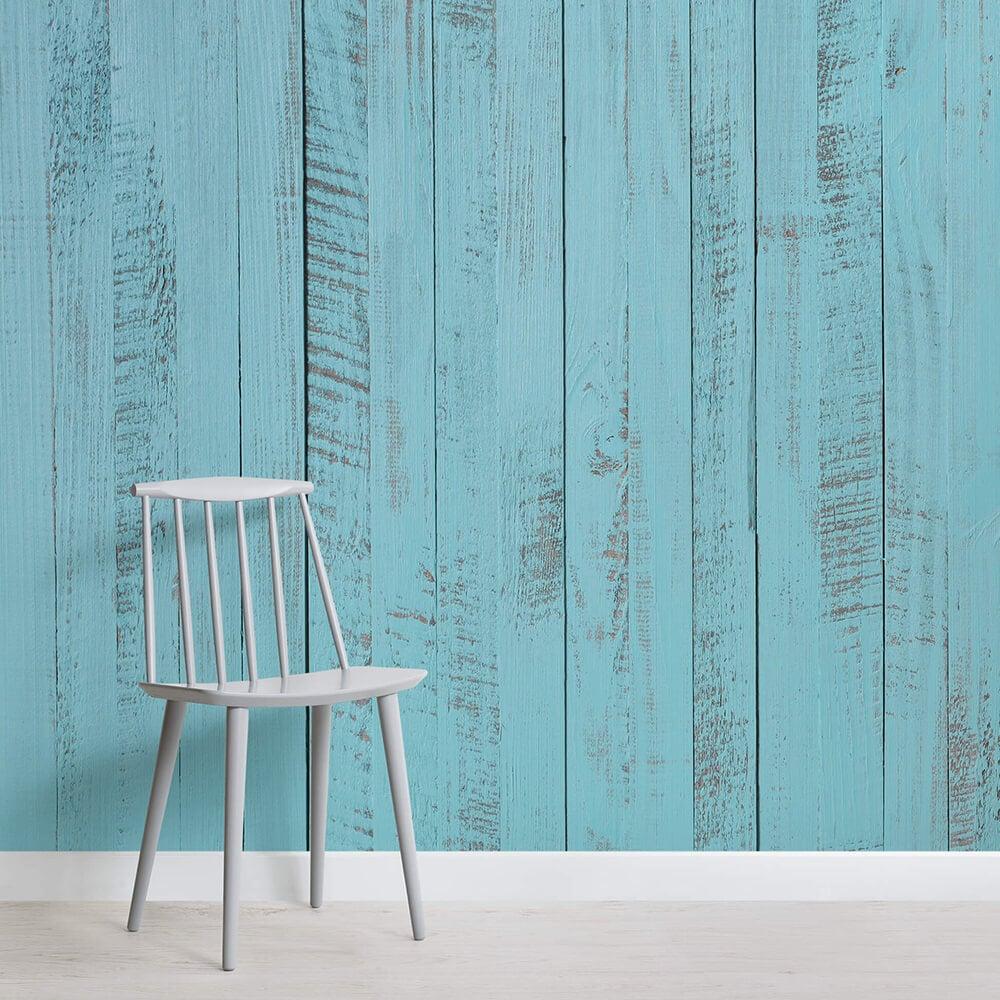 Wood Effect Wallpaper