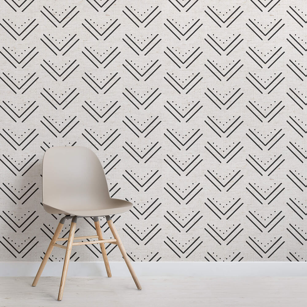 Graphic & Motif Wallpaper