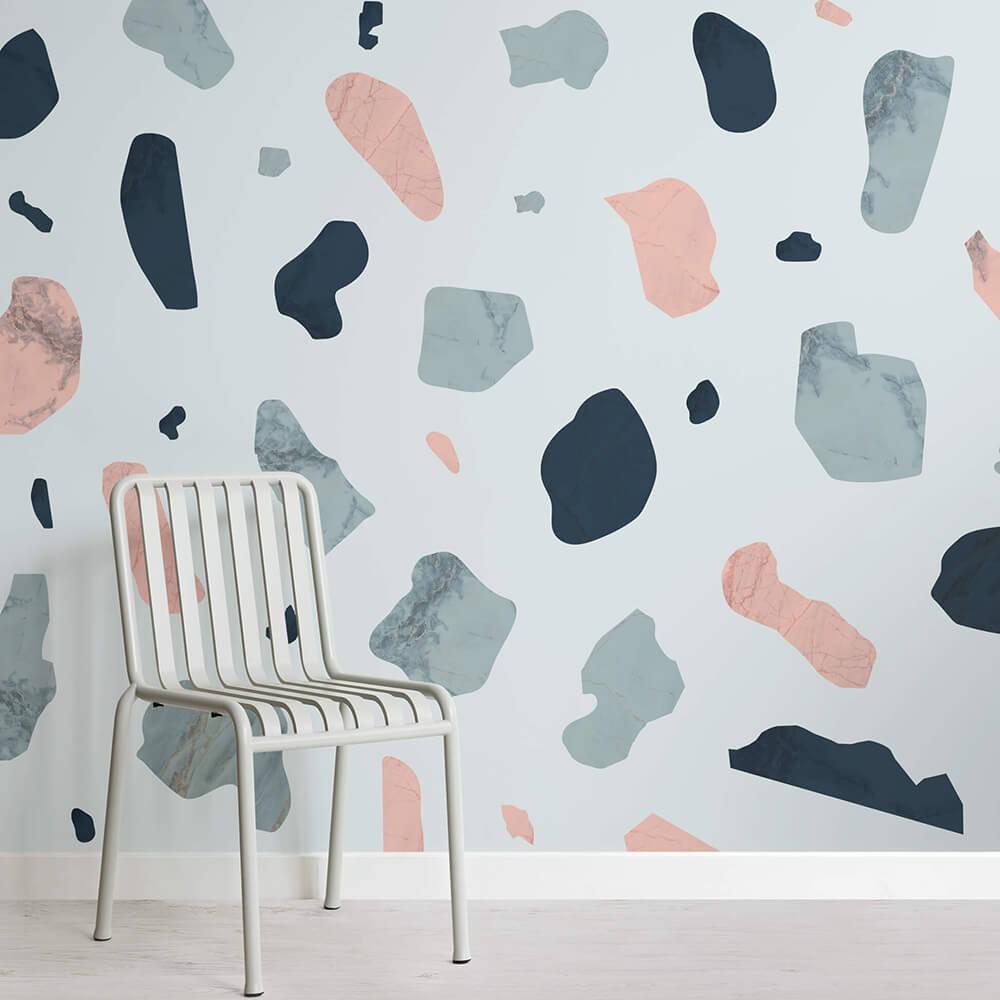 Terrazzo Wallpaper