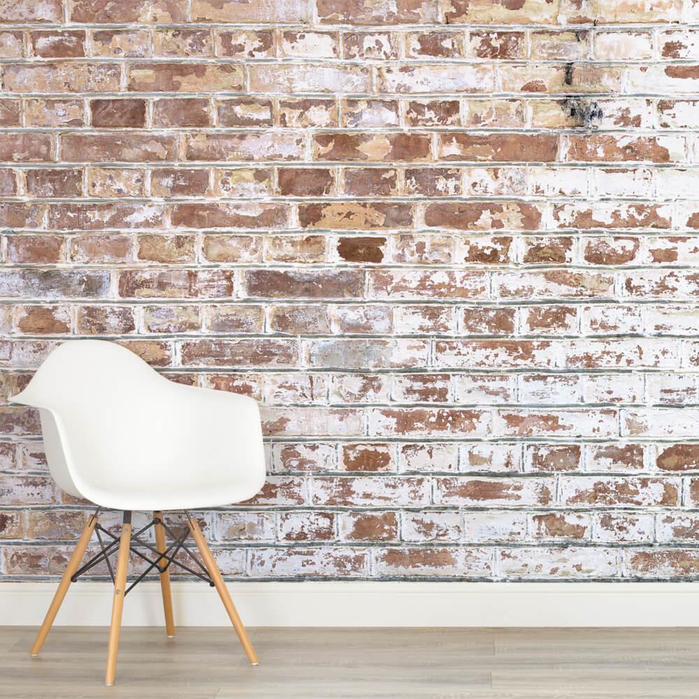 Brick Effect Wallpaper